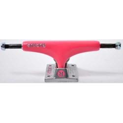 Trucks Ruckus Neon Pink Mid 5.0