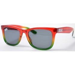 Óculos de Sol DGK Classic Shades - Clear Rasta Fade
