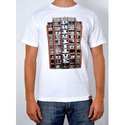 T-Shirt Primitive Downtown - White
