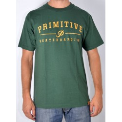 T-Shirt Primitive Core Logo - Hunter Green