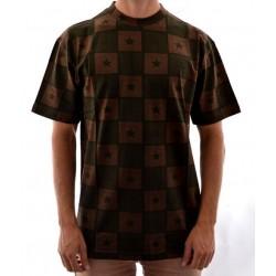 T-Shirt Fourstar Baylor - Brown