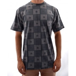 T-Shirt Fourstar Baylor - Pewter