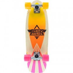 Cruiser Dusters Cazh - Sunset Fade 28,5""