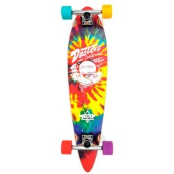 """Longboard Dusters Cruisin - Tie Dye 34"""""""