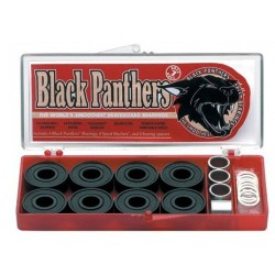 Shortys Black Panthers ABEC 7 Bearings