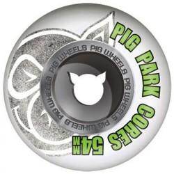 Rodas Pig Park Cores - 54mm