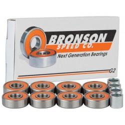 Rolamentos Bronson Speed G2