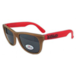 Óculos de Sol Deathwish - Red/ Gold