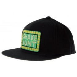 Boné Shake Junt Logo Box - Black