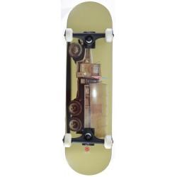 """Skate Completo Miller Yee Ha - Army - 8.0"""""""""""