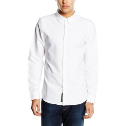 Camisa Dickies Mount Pleasant - White
