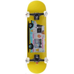 """Skate Completo Miller Yee Ha - Ice Cream - 8.0"""""""""""