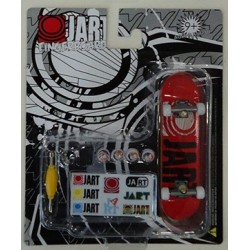 Mini Skate Jart Glass Red