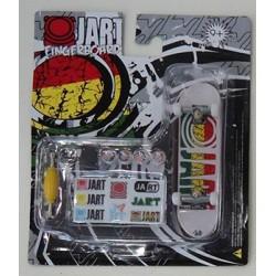 Mini Skate Jart Logo Rasta