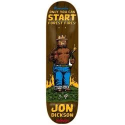 "Tábua Deathwish Jon Dickson ""Mascot Mayhem"" - 8.0"""""