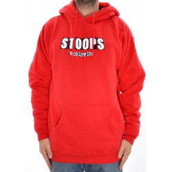 Sweat Hood Huf Stoops - Red