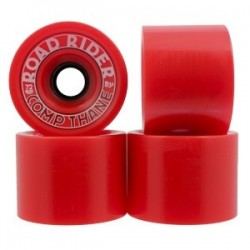 Rodas OJ3 Roadrider Red - 72mm