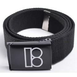 Cinto Plan B Logo - Black