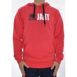 Sweat Hood Jart Logo - Red