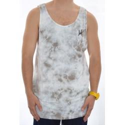 T-shirt de Alças Huf Crystal Wash - Grey