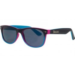 Brigada Terry Kennedy Black Blue Sunglasses