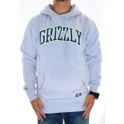 Sweat Hood Grizzly Top Team - Grey