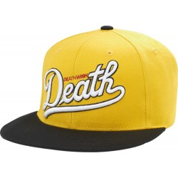 Boné Deathwish Dragon - Gold/ White/ Black