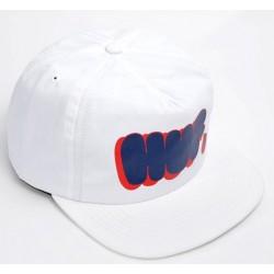 Boné Huf Bomb Snapback - White