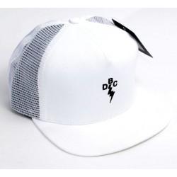Boné Huf Dbc Trucker - White