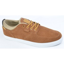 Ténis Etnies Hitch - Brown Suede