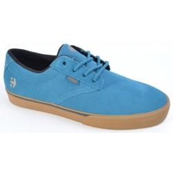 Ténis Etnies Jameson Vulc - Blue/Tan Suede
