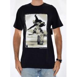 T-shirt Analog PLA Jimmy - Black