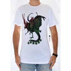 T-Shirt Analog Wildlife - White
