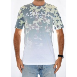 T-Shirt ASPHALT Delta Camo - Army