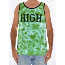 T-Shirt de Alças Official Highlife - Green