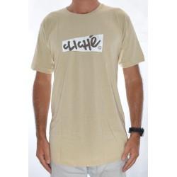 T-Shirt Cliché Handwritten Paper - Sand