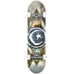 "Skate Completo Foundation Star & Moon Geometry - 8.125"""""