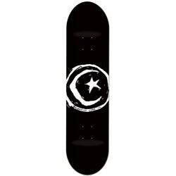 """Tábua Foundation Star & Moon Black - 8.0"""""""""""