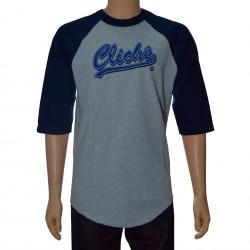 T-Shirt Cliché Club Cub - Grey