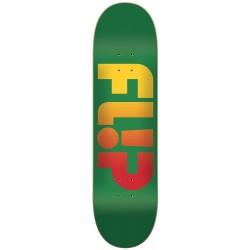 "Tábua Flip Odyssey Faded Green - 7.81"""""