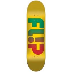 "Tábua Flip Odyssey Faded Yellow - 8.0"""""