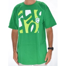 T-Shirt Cliché Chopped - Kelly Green