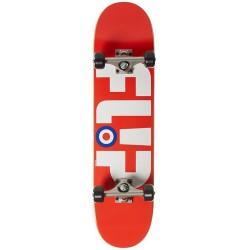 "Skate Completo Flip - Modyssey Red - 7.50"""""