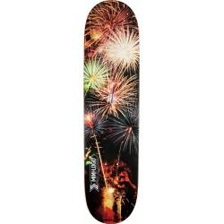 "Tábua Mini Logo Small Bomb 127 Fireworks - 8.0"""""