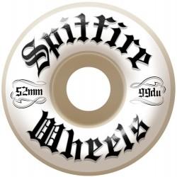 Rodas Spitfire Por Vida - 52mm