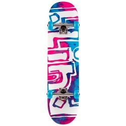 """Skate Completo Blind OG Water Color Magenta/Cyan - 7.875"""""""""""