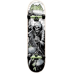 """Skate Completo Blind Justice Youth Green - 7.25"""""""""""