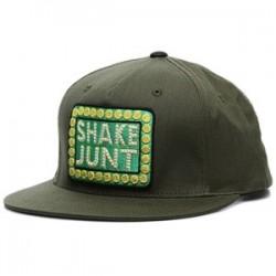 Boné Shake Junt Logo Box - Olive