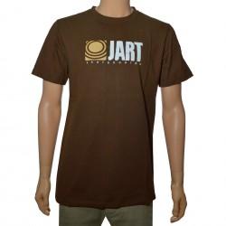 Camiseta Jart Basic - Brown