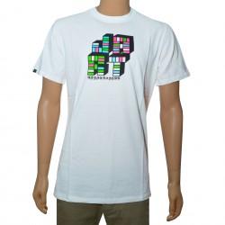 Camiseta Jart Block - Blanco